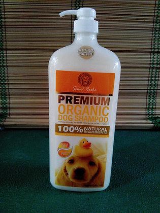 Organic Dog Shampoo (Saint Roche)