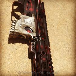 Cerakote AR-15 | Calamity Arms