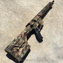 Cerakote Custom AR | Calamtiy Arms
