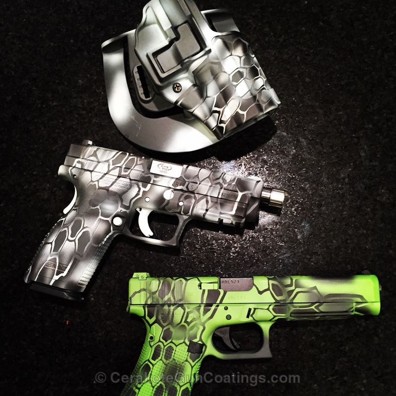 CALAMITY-ARMS-H-146-Graphite-Black-with-H-168-Zombie-Green-and-H-140-Bright-White-26617-full