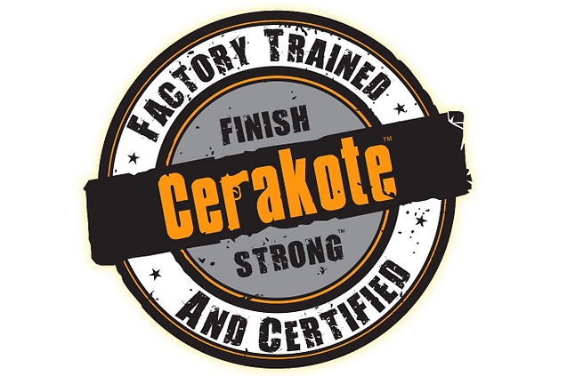 Certified Cerakote Applicator