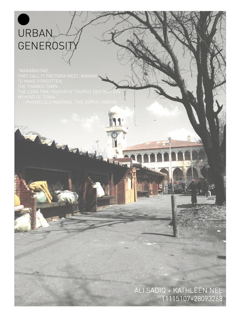 Urban Generosity