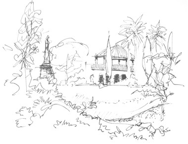 Pretoria sketches