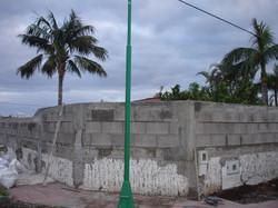 Refuerzo muro linde Puerto Cruz (2)