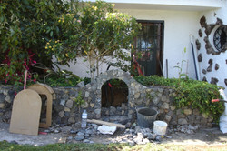 Muros y nichos Santa Ursula