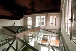 Techo patio Casa Albar