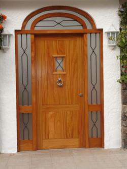 Puerta entrada Santa Ursula