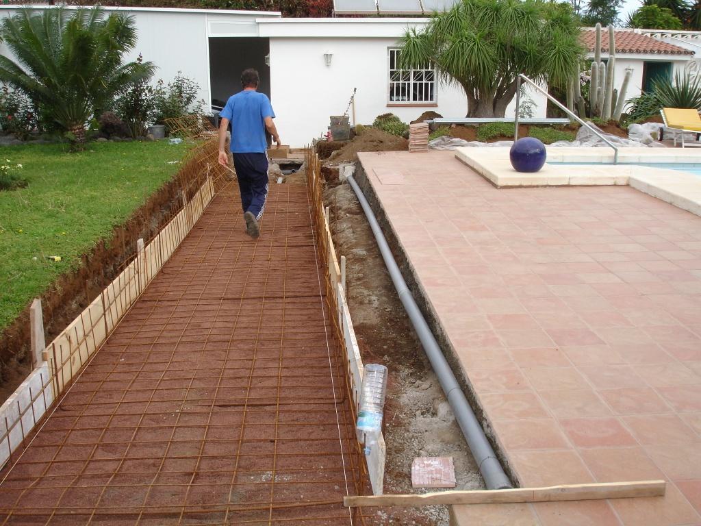 Camino Puerto Cruz