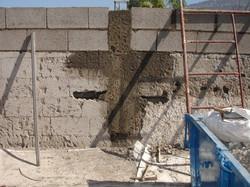 Refuerzo muro linde Puerto Cruz (1)