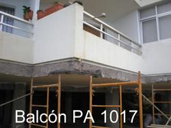 Saneamiento balcones La Matanza (3)