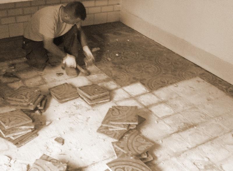 Recuperacion pavimento hidraulico