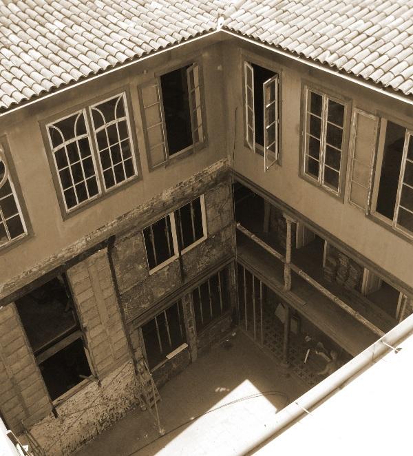 Patio Casa Albar 1