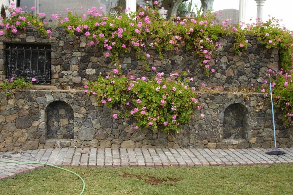 Muros y nichos Santa Ursula (1)