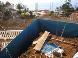 Terraza nuevo El Sauzal