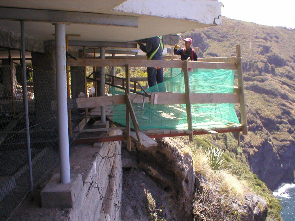 Saneamiento balcones La Matanza