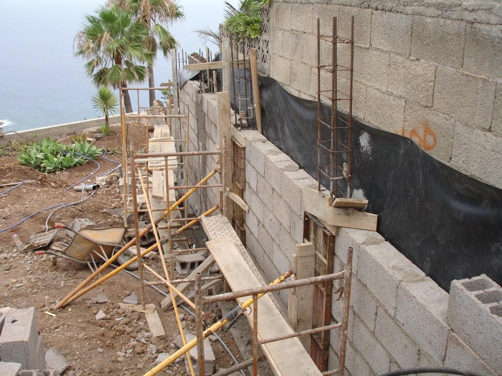 Muro linde Tacoronte