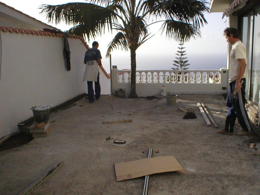 Terraza nuevo El Sauzal (2)