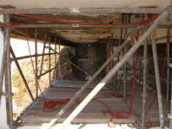Saneamiento puente La Matanza (1)