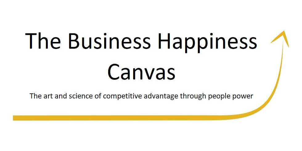 The Business Happiness Canvas, Private Launch