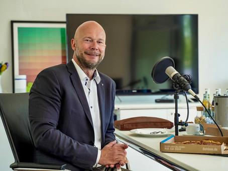 Aktueller Podcast: Wie Corona die Logistikwelt verändert