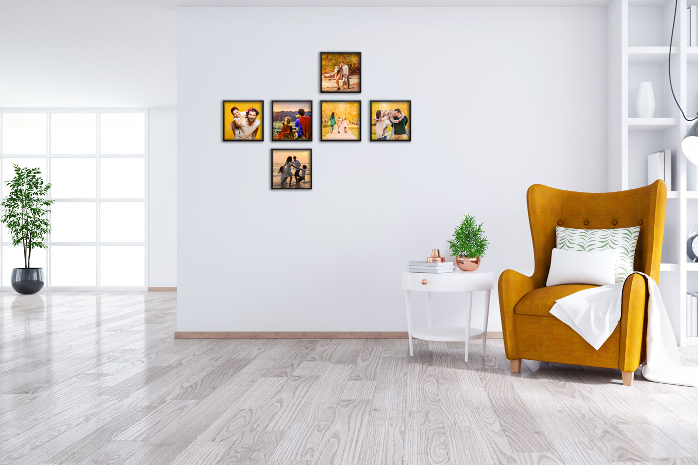 6pics-orange-living-room