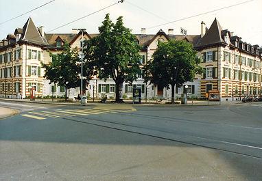Ansicht Tellplatz 1980er_Foto Othmar Wys