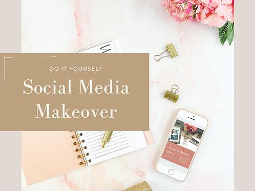 Social Media Makeover - DIY Edition