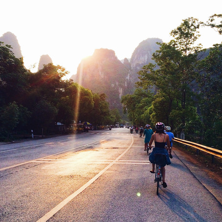 A Page From My Travel Diary | Yangshuo, China