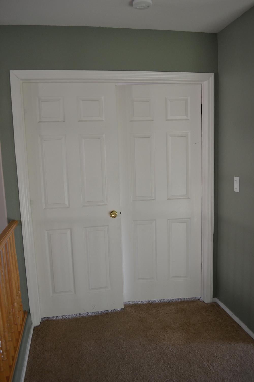 Doors into Master