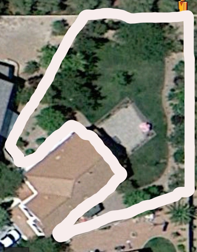 Arial view of BY