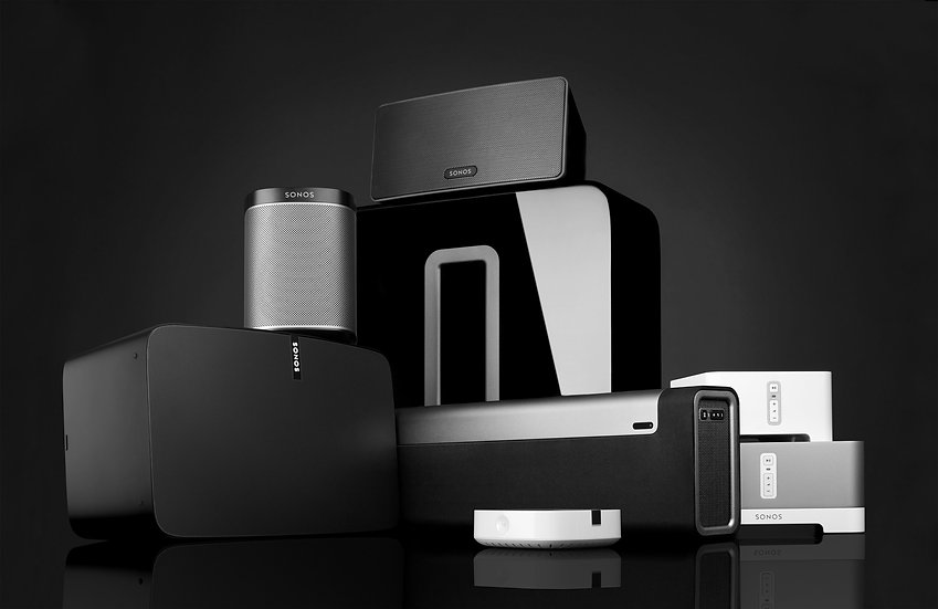 Sonos Theater Setup