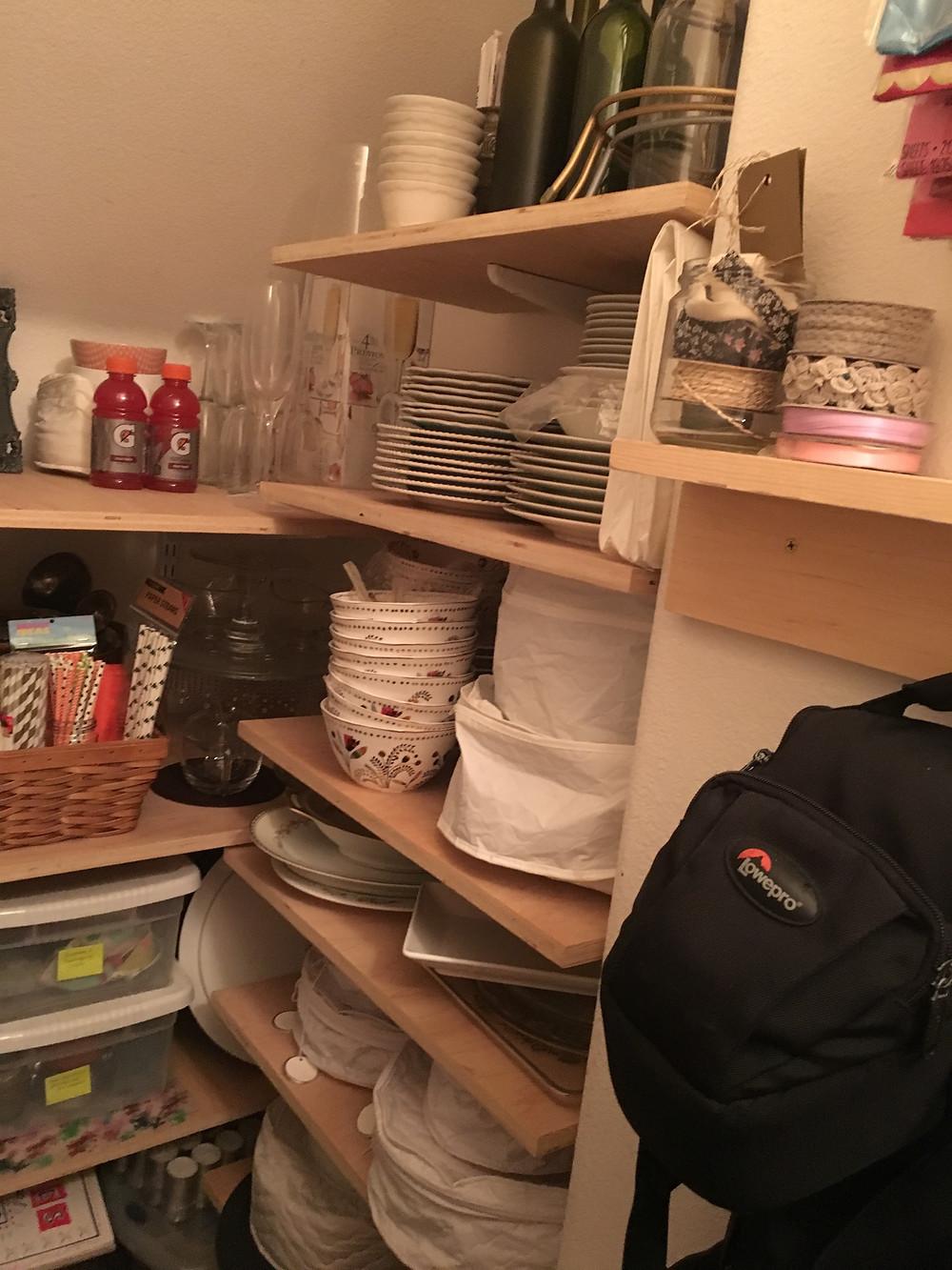 GR HP closet