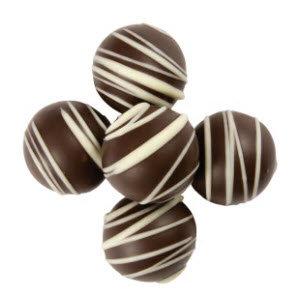 Truffles Dessert - Coffee - Dark