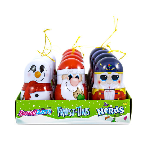 FrostTins - Ornaments with Candy