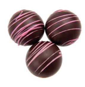 Truffles Dessert - Rasp - Dark