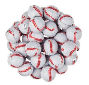 Baseball Chocolate
