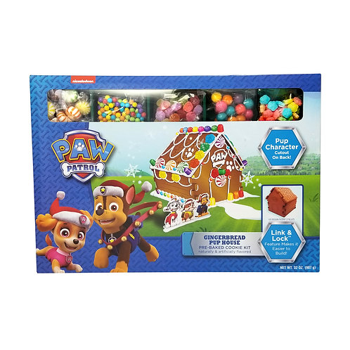 GingerBread Pup House -  Paw Patrol