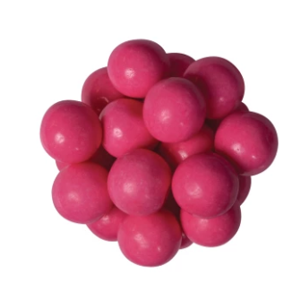 Gumball - Pink  Cherry Flavour