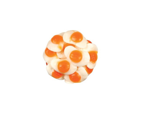 Gummy Fried eggs