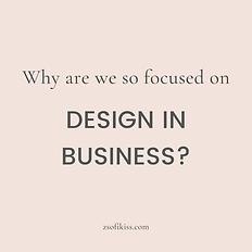 Design in Business