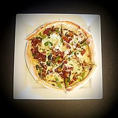 """9"""" Portobello Sundried Tomato Pizza"""