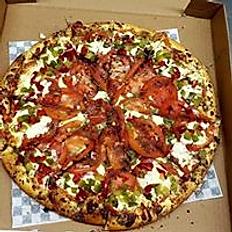 European Gourmet Pesto Pizza