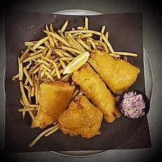 Family Size Fish and Chips