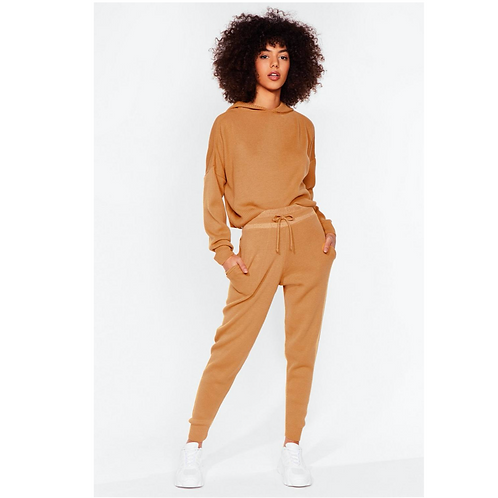Knitted Joggers Lounge Set