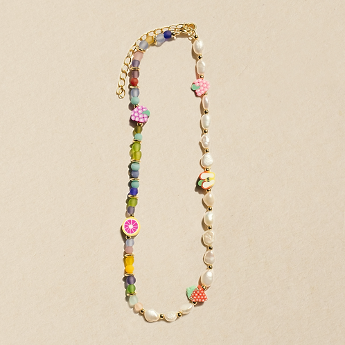 Tuti Fruti  Necklace