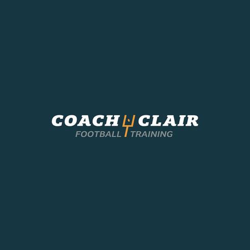 Coach Clair Football Training logo