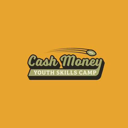 Cash Money Youth Skills Camp logo