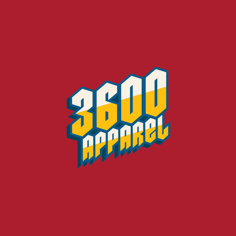 3600 Apparel logo