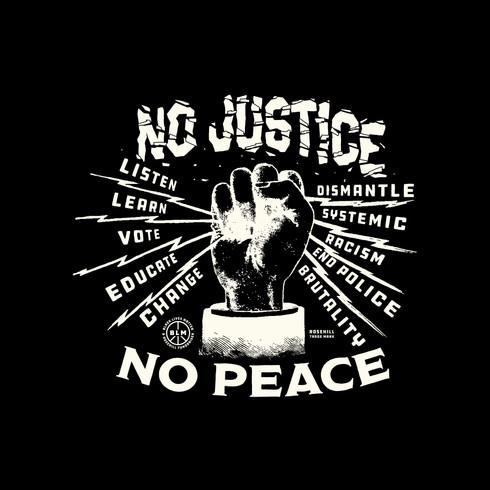 Rosehill t-shirt graphic