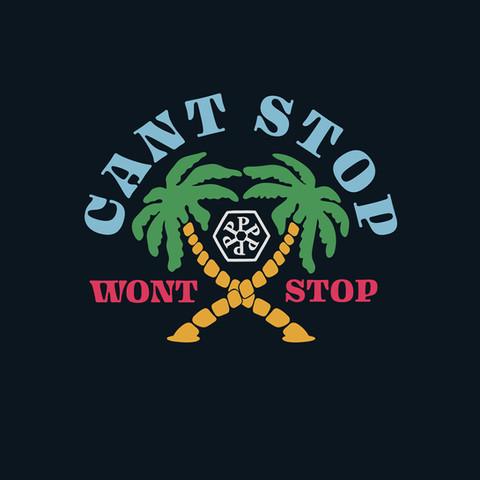 OFTN t-shirt graphic